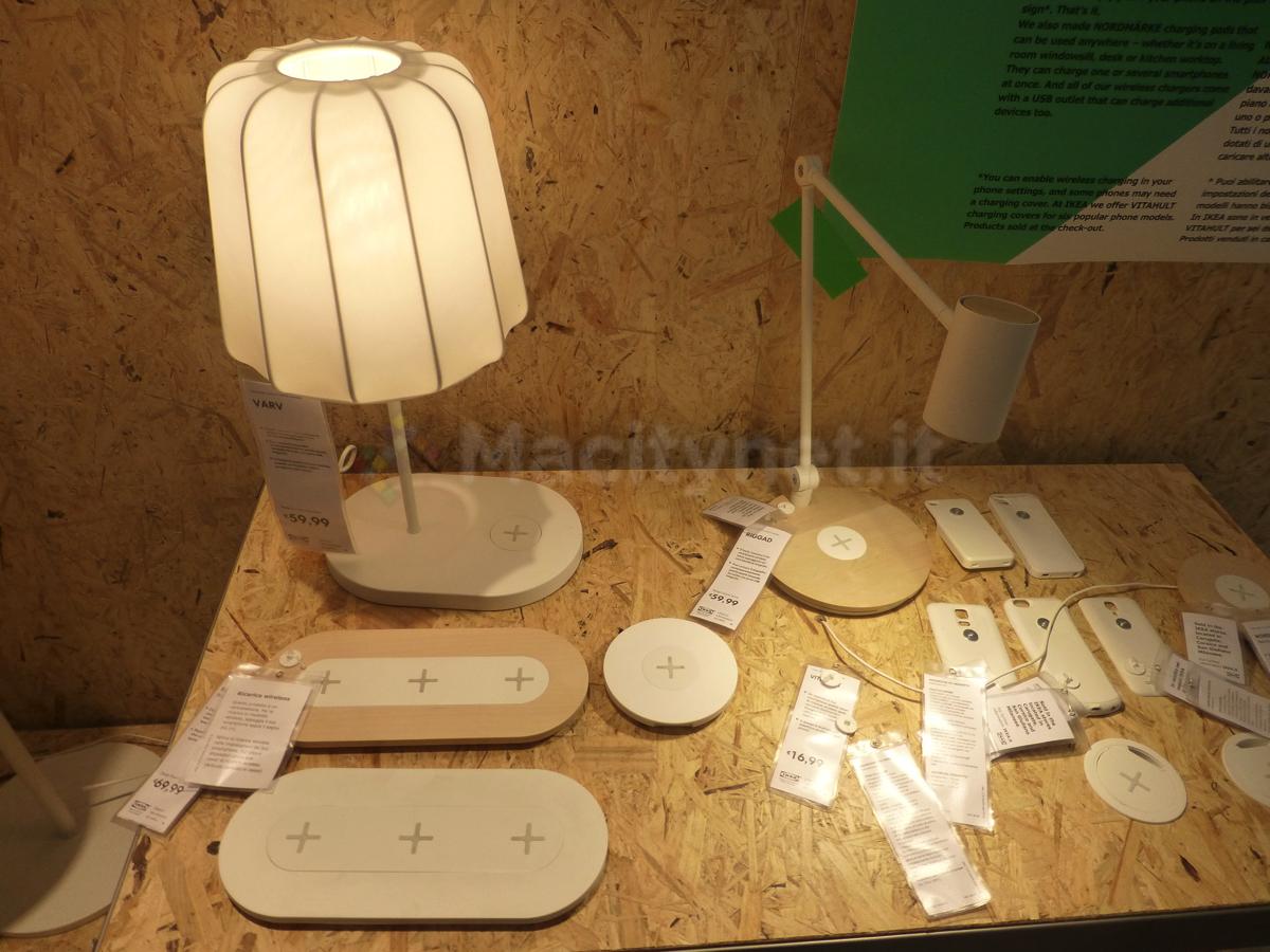 Energia senza fili, prezzi e caratteristiche di mobili e accessori ...
