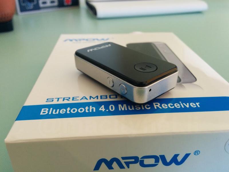 Recensione Mpow Streambot