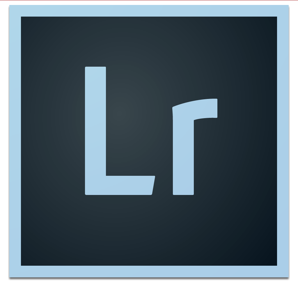 Adobe Lightroom CC logo 1024