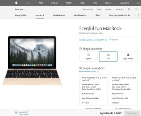 MacBook 12 apple store 620
