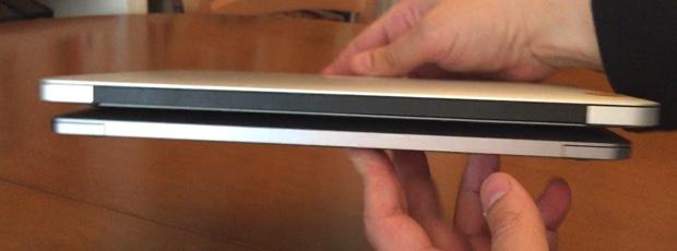 MacBook 12 contro MacBook Air 11 620