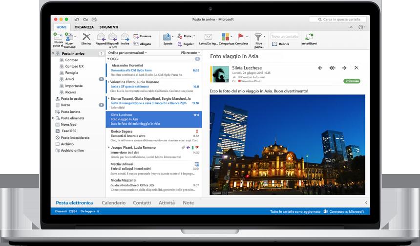 Beta Microsoft Outlook 2016