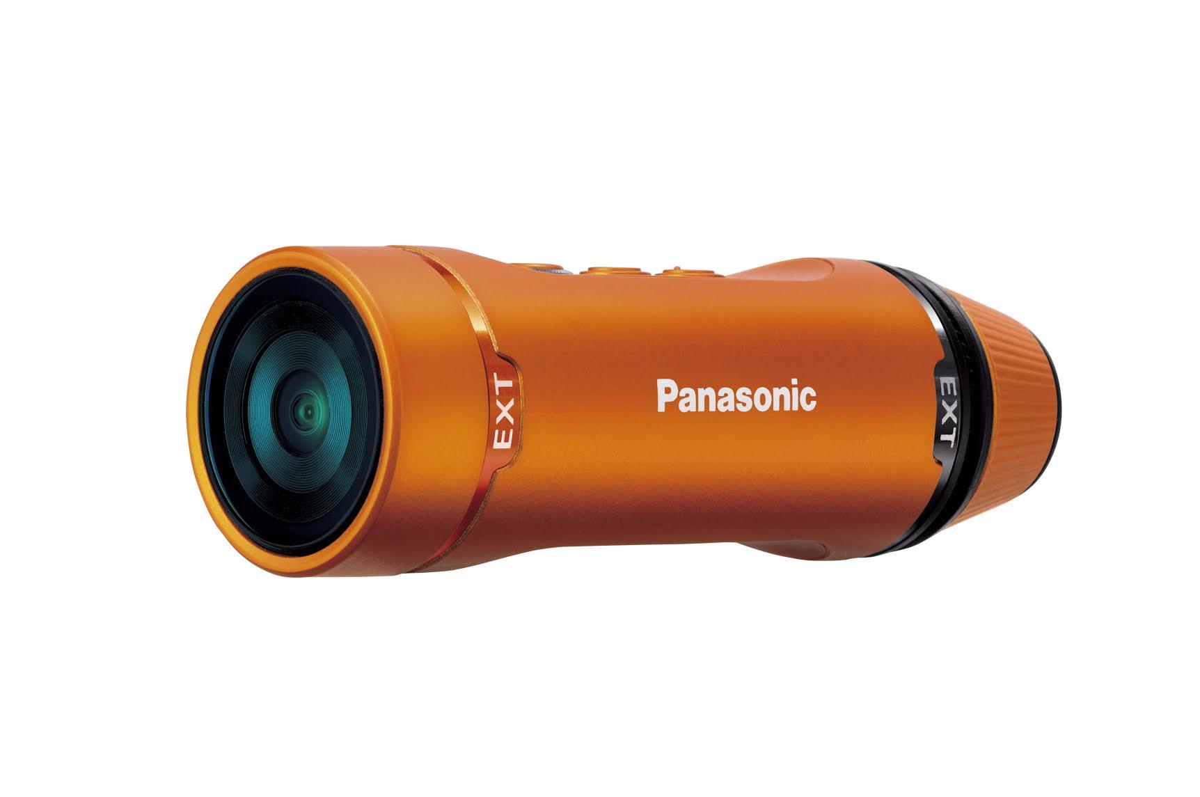 Panasonic HX-A1, ecco la nuova camcorder da indossare