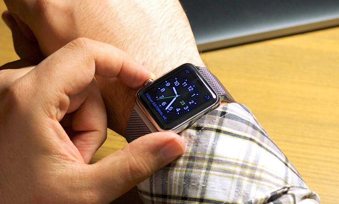 Apple Watch per mancini