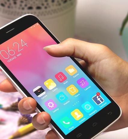 Doogee Valencia 2 Y100, lo smartphone Android con LED di notifica e retro touch a 98.99 dollari su GearBest