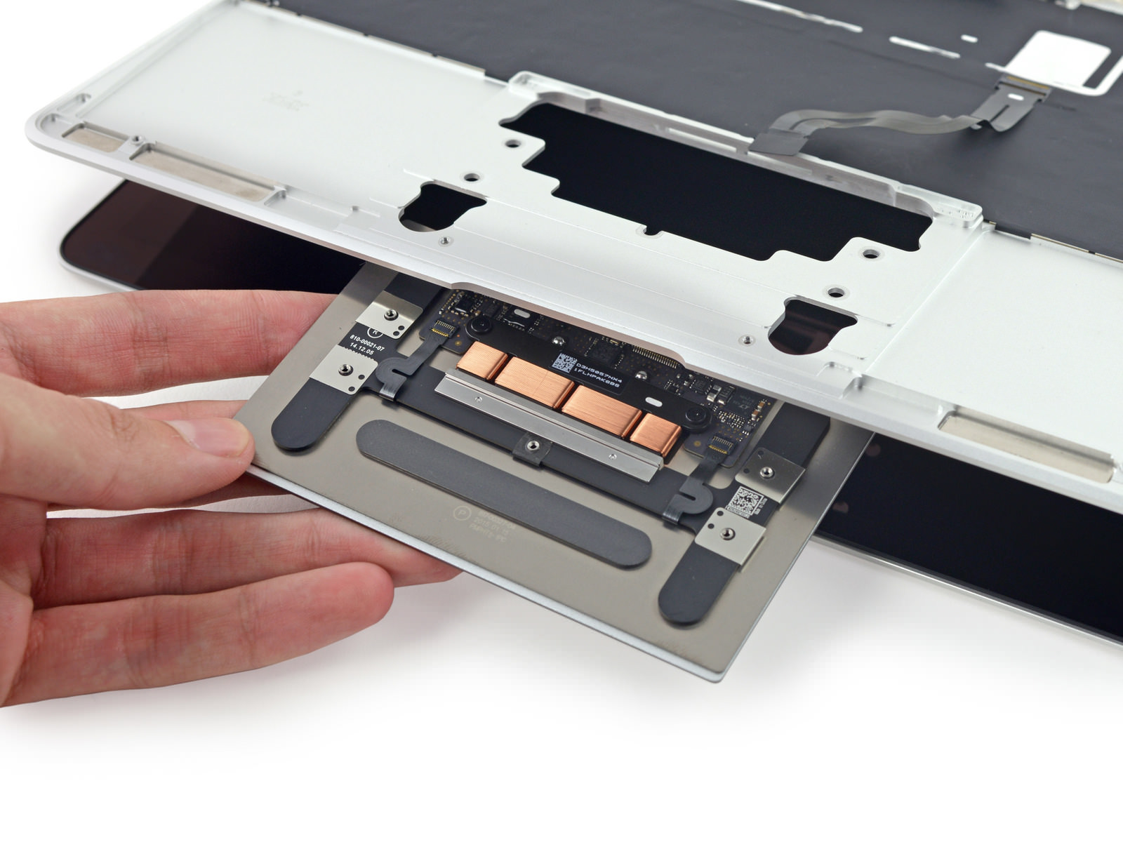 MacBook 2015, quasi impossibile da riparare