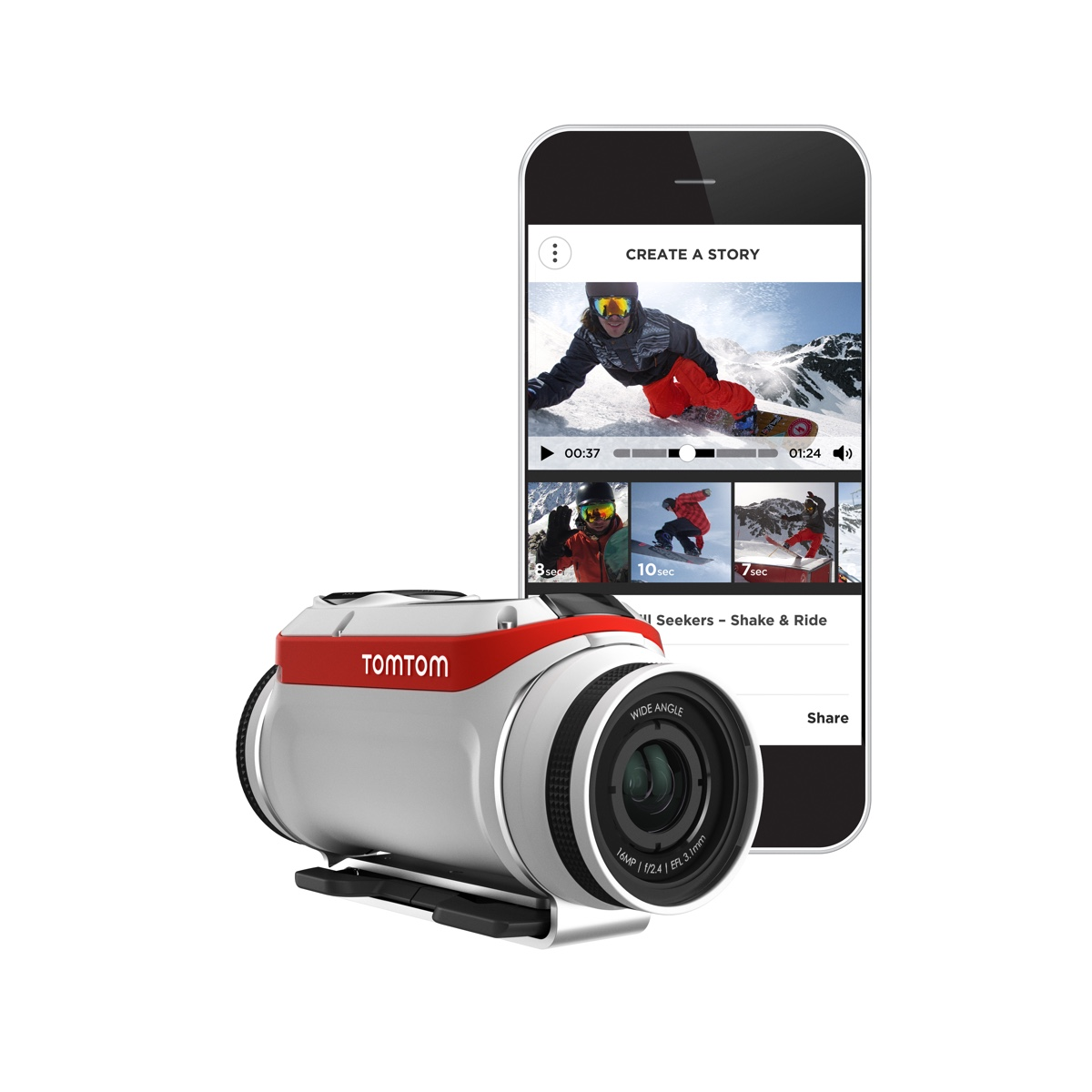 TomTom Bandit action cam icon 1200