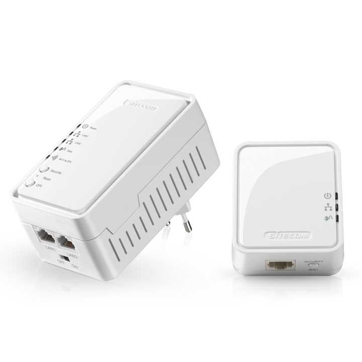 Wi-Fi Homeplug