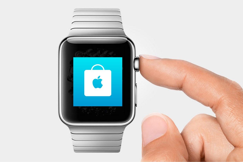 apple store app su Apple Watch 1200