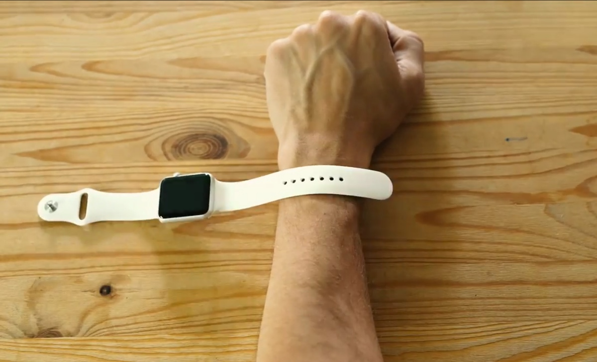apple watch unboxing stop motion 1200