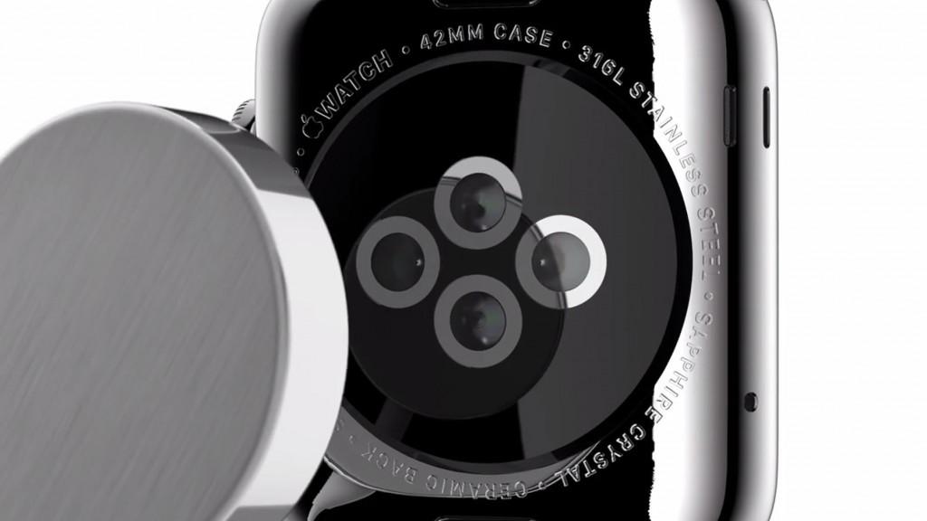 Ricarica wireless Apple Watch