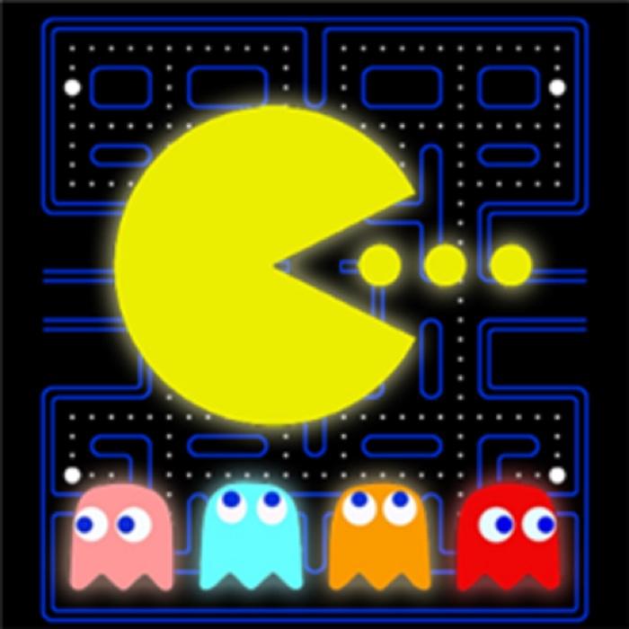 giochi MS-DOS nei tweet icon pac man