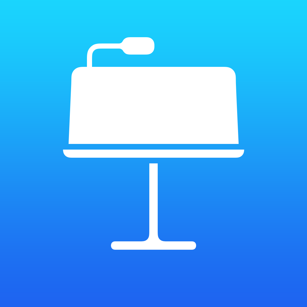 Keynote per iOS