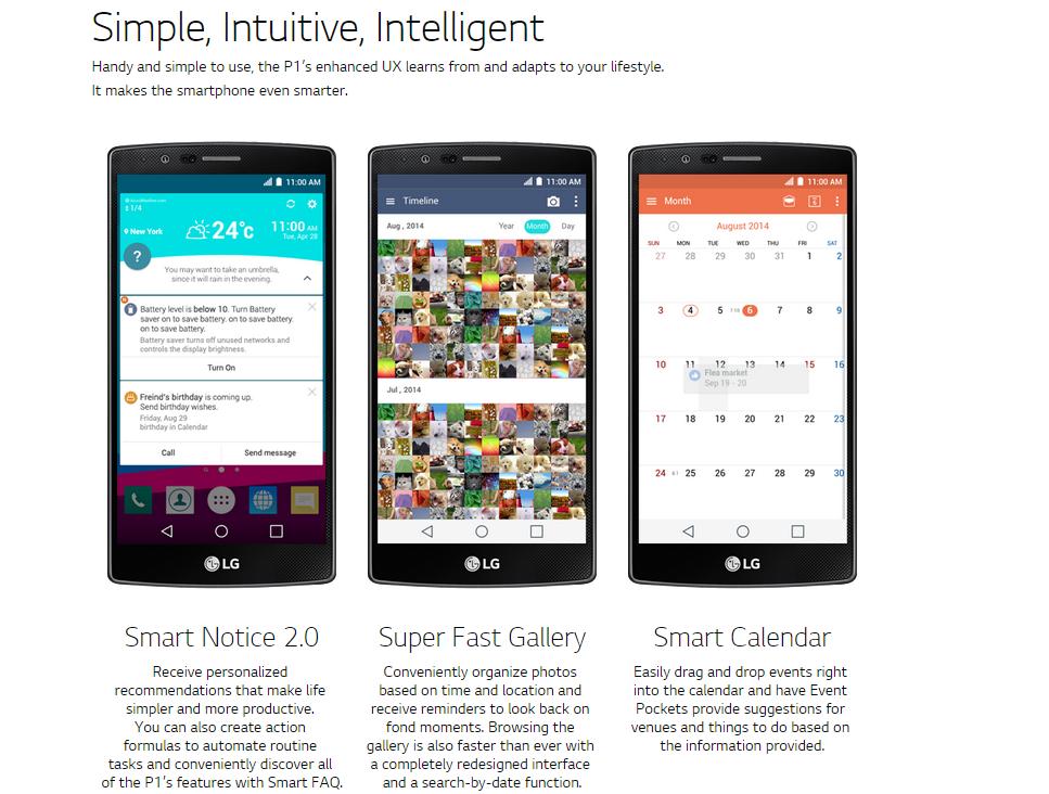 LG G4 svelato per errore, tutte le foto e le caratteristiche
