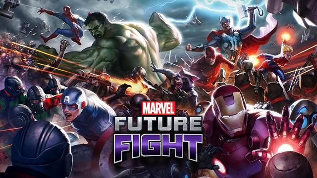 MARVEL Future Fight, i Guardiani della Galassia in un RPG gratis per iOS