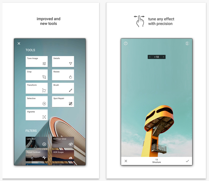 snapseed-2 Migliorare le foto fatte con iPhone