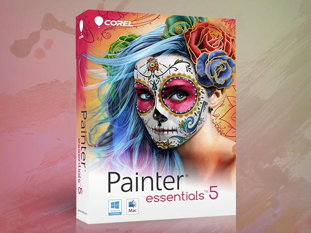 corel painter essentials 5 trasforma una foto in un quadro con un