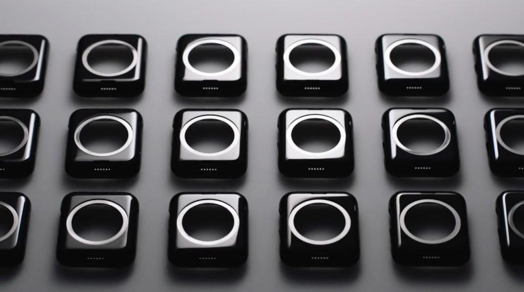produzione apple watch