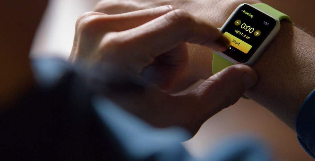 calibrare Apple Watch