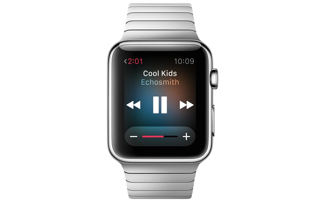 Apple Watch musica senza iPhone