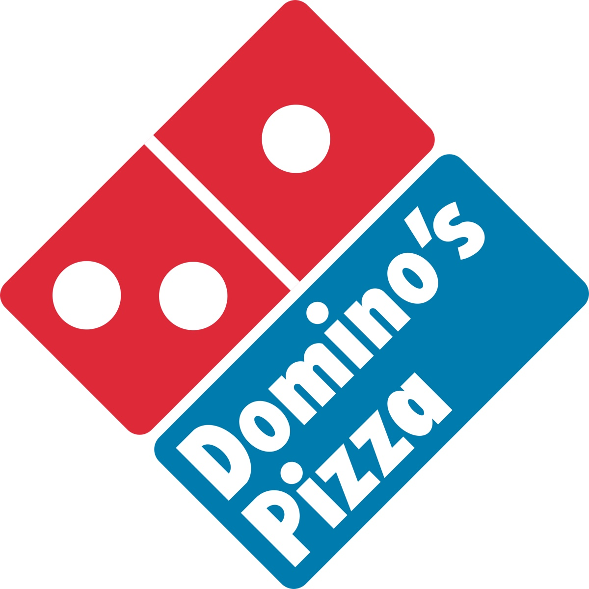 Dominos pizza logo 1200