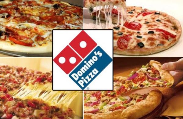 Domino'ss Pizza 600 1