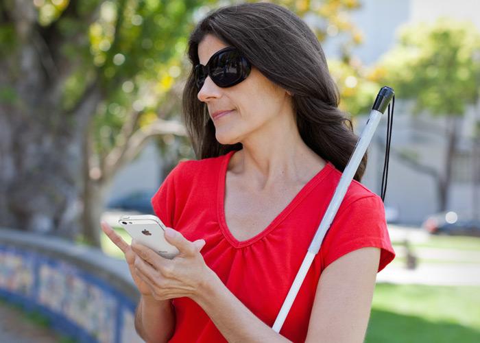Accessibilità iPhone