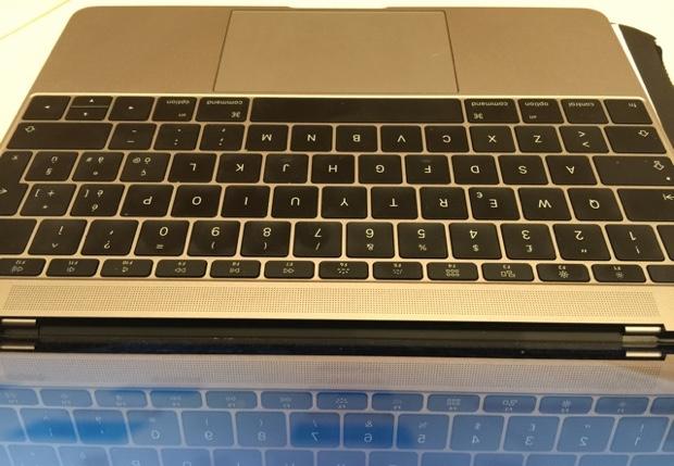 MacBook 12 nuova tastiera 3