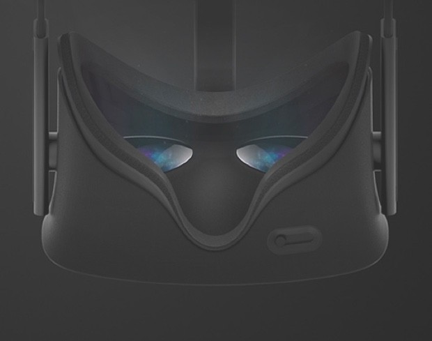 realtà virtuale Oculus Rift 620 2