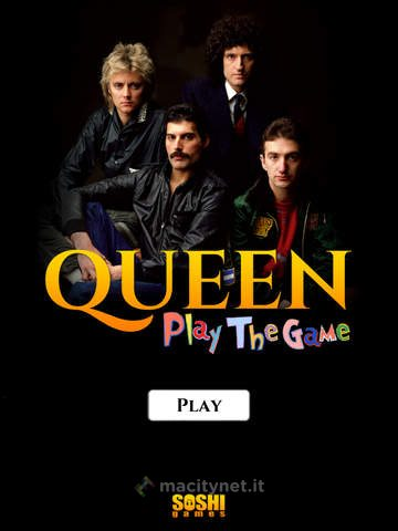 Queen Play The Game 1