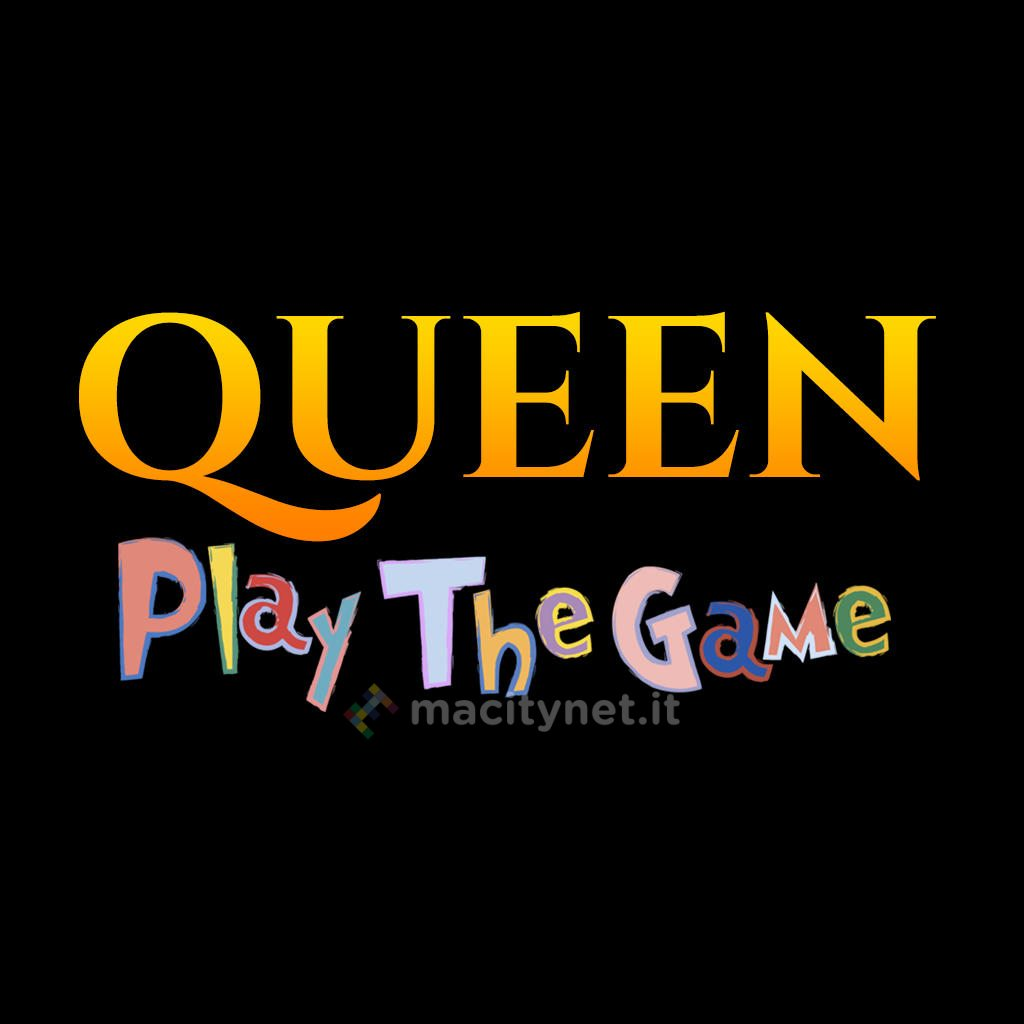 Queen Play The Game icon ok