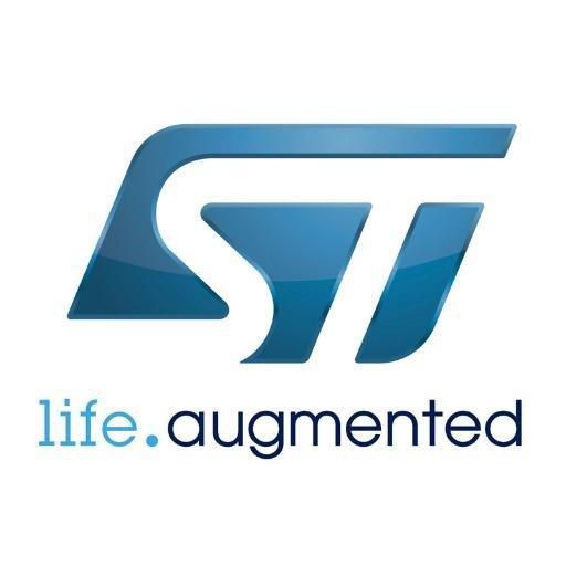 STMicroelectronics logo ner 512