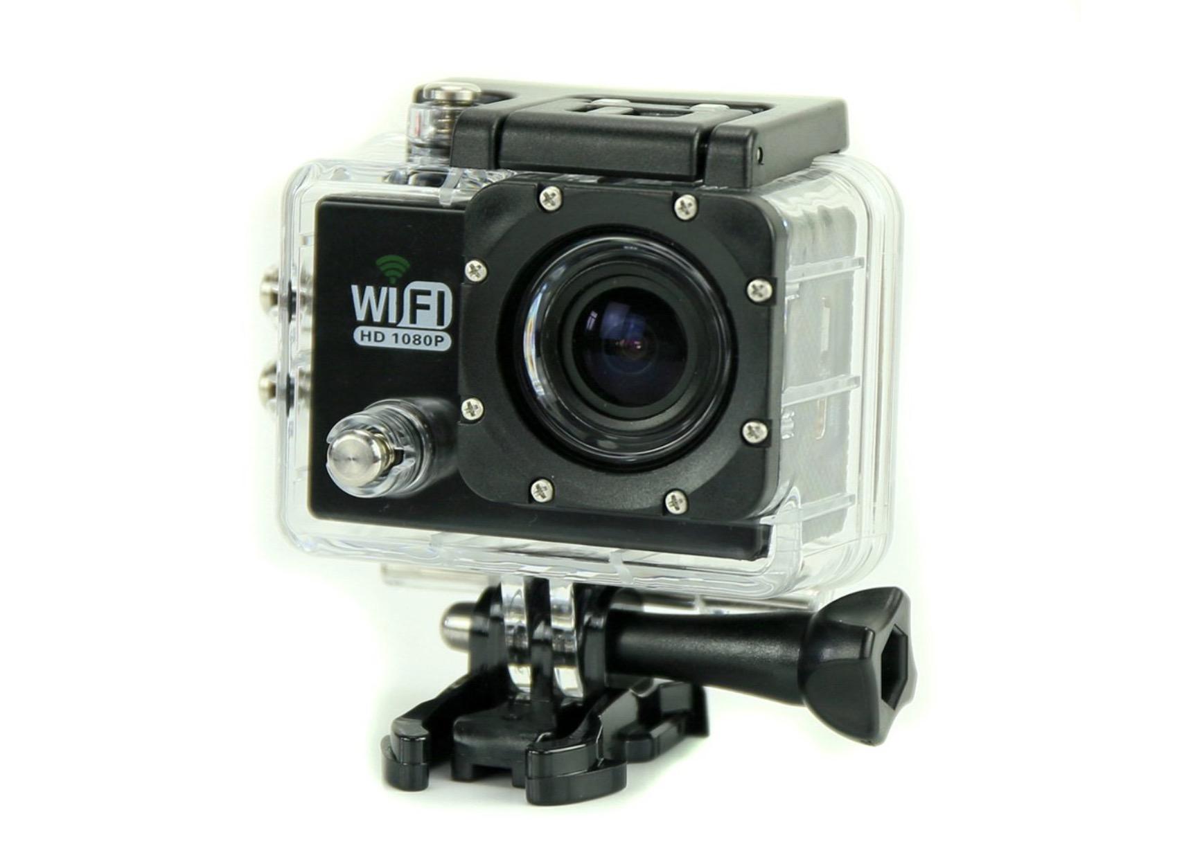 SJ6000, action cam con WiFi