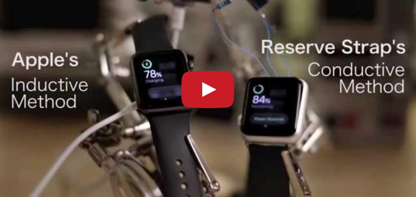 ricarica di Apple Watch