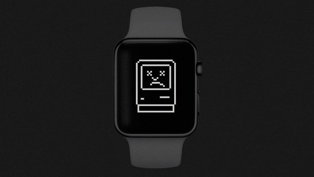 Apple Watch bloccato