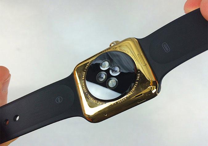 Apple Watch in oro grazie ad un kit da 97 dollari