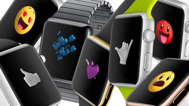 emoji apple watch