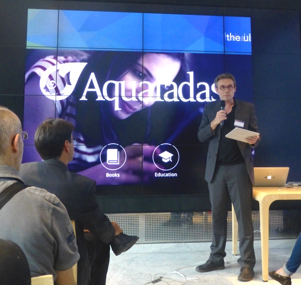 aquafadas 1 - Achille Coenegracht, Business Development