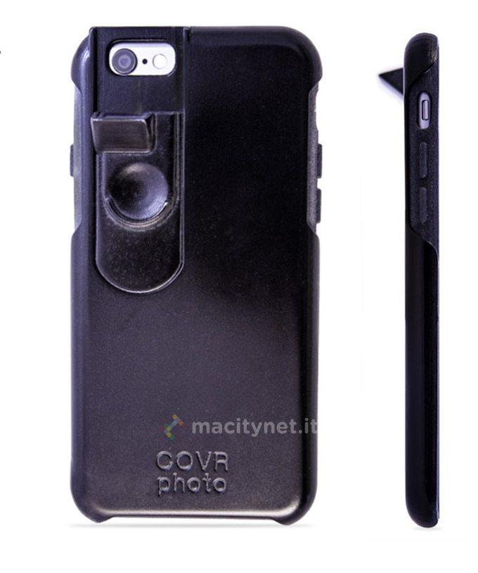 CES 2015: Surfr la custodia per iPhone 6 con batteria e pannello