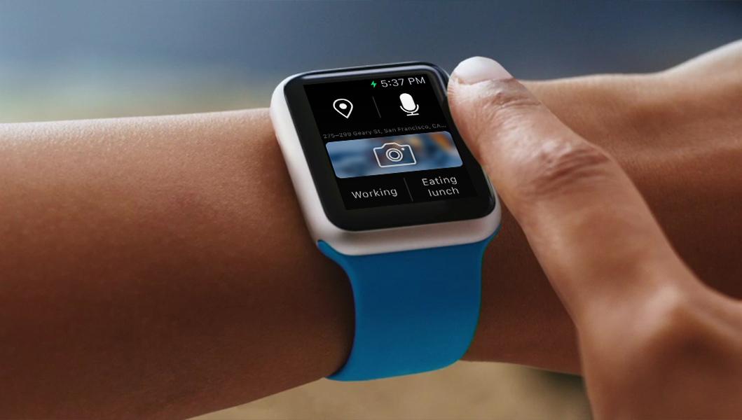 Apple watch appunti