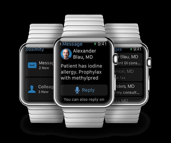 Font Apple Watch su iPhone