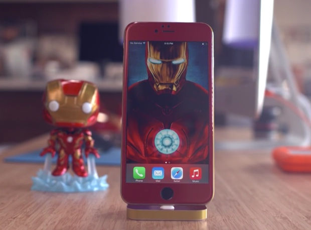 iphone 6 iron man edition 620