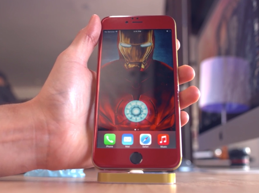 iphone 6 iron man edition 900