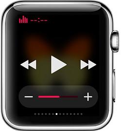 Scatto remoto con Apple Watch