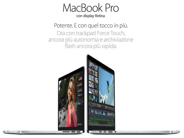 nuovo macbook pro 15 pollici 19 maggio 620