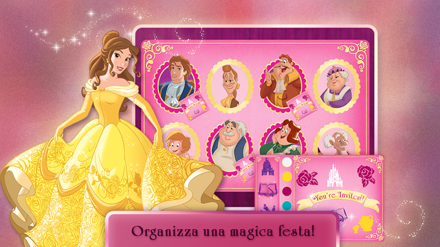 Disney Princess Royal Celebrations