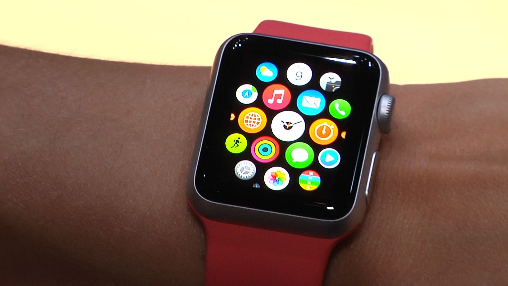 lancio apple watch