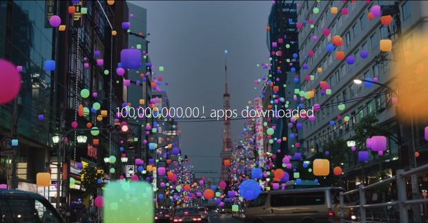 100 miliardi di app 620
