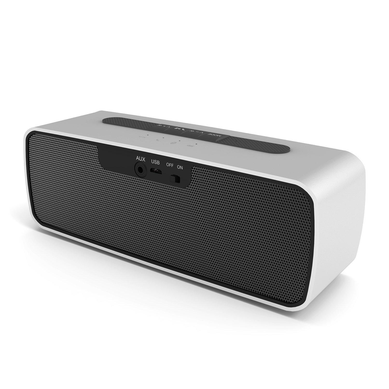 Sconto flash: solo fino a mezzanotte 17,99€ per cassa Bluetooth in alluminio