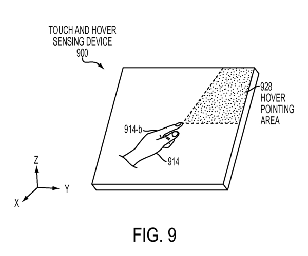 Apple-Hover-Patent